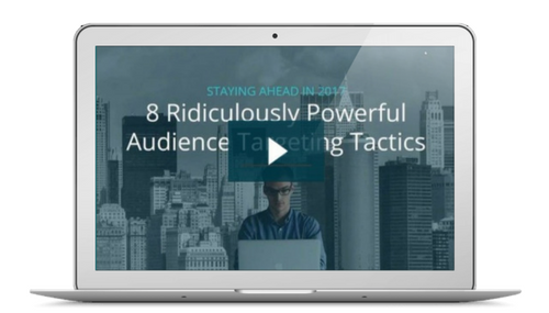 8 Ridiculously Powerful Facebook Audience Targeting Tactics [Video]