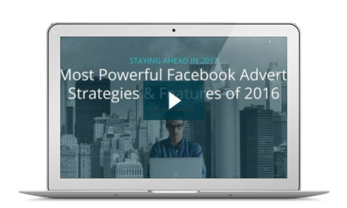 The Most Powerful Facebook Advertising Strategies & Features of 2016