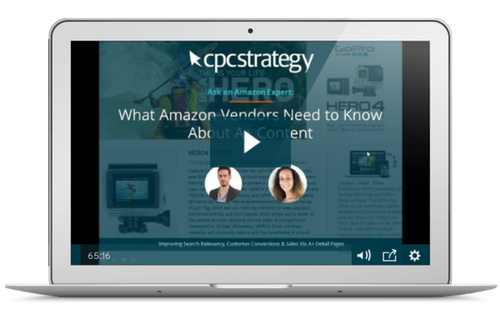What Amazon Vendors Need to Know About A+ Content [Video]
