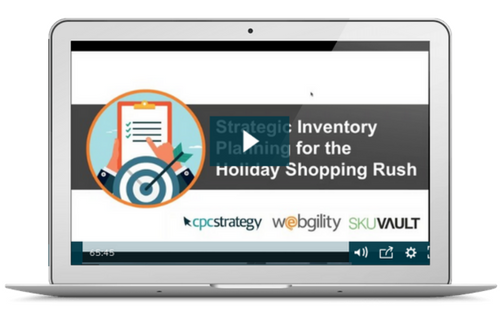 Strategic Inventory Planning for the Holiday Shopping Rush [Video]