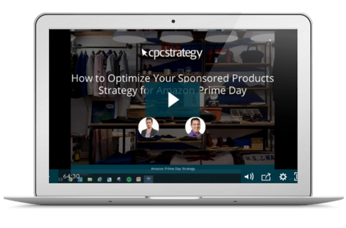 Optimize Your Sponsored Products Strategy for Amazon Prime Day [Video]