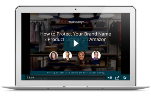 How to Protect Your Brand Name & Amazon Product Listings [Video]