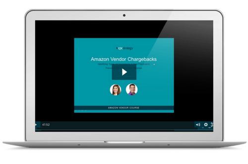 How Vendors Can Avoid Amazon Chargeback Fees [Video]