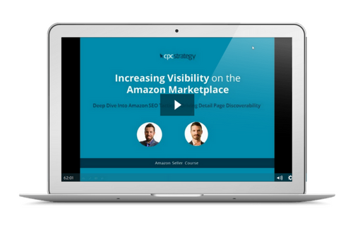 Increasing Visibility on the Amazon Marketplace [Video]