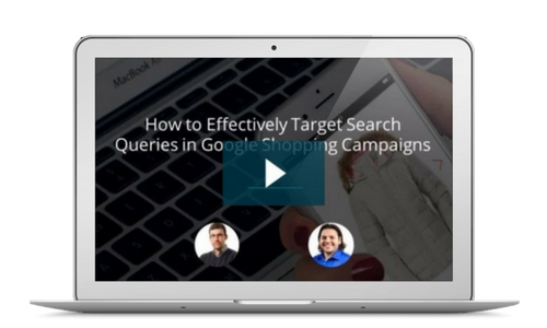 How to Target Search Queries in Google Shopping Campaigns