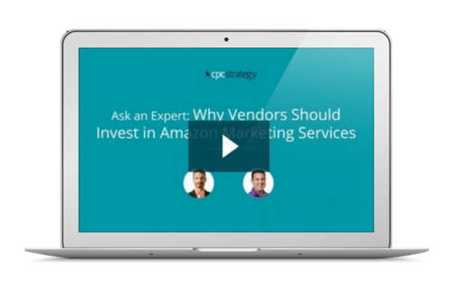 Why Vendors Should Invest in Amazon Marketing Services