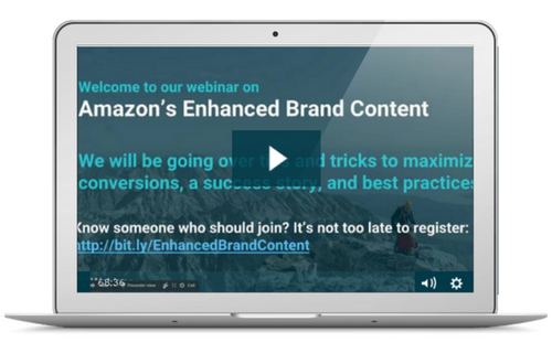 Investing in Amazon's Enhanced Brand Content [Video]