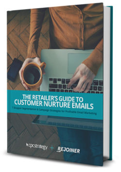 Retailer's Guide to Building Nurture Tracks on Email 101