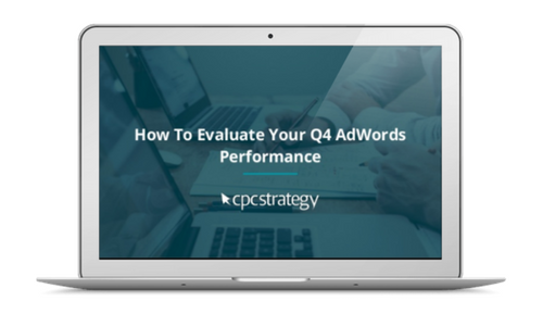 how to evaluate amazon q4 performance