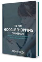 Google Shopping Guide 2018
